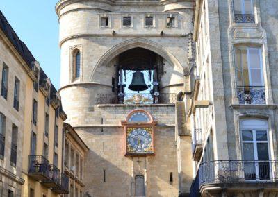 la Grosse Cloche, Bordeaux