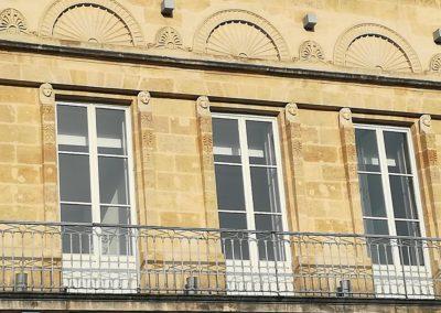 Mascarons, façades, Bordeaux - 3