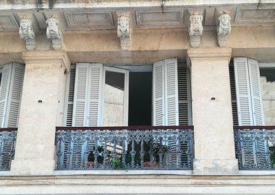 Mascarons, façades, Bordeaux - 2
