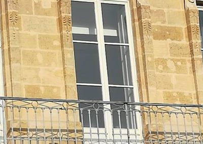 Mascarons, façades de Bordeaux