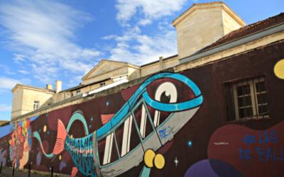 Visite street art à Bordeaux : focus sur les quartiers Saint-Nicolas et Belcier !