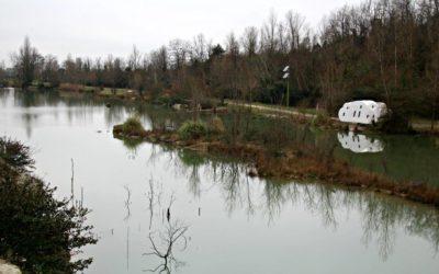 Balade Parc des Côteaux à Bordeaux