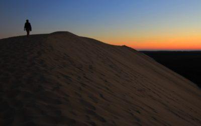 Balade sur la dune du Pilat et la ville d'Hiver d'Arcachon